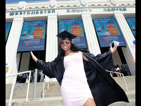 Commencement 2018 - Purchase College State University of New York - Westchester County Center