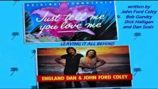 England Dan And John Ford Coley - Leaving It All Behind (1980)