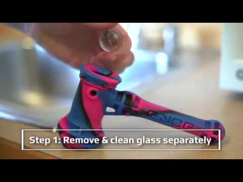 Silicone Cleaner - Cleaning Silicone Pipes 101