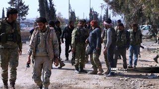 شاهد على الهواء: قائد في الجيش الحر يروي تفاصيل الساعات الأخيرة في معركة تحرير الباب-تفاصيل