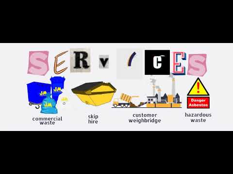 JM skip Hire & Waste Management services  - Bexhill, Eastbourne ,Hastings East Sussex.