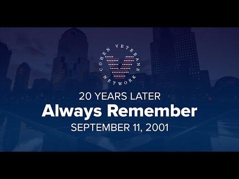 Cohen Veterans Network Marks Milestone for Post-9/11 Veterans,...