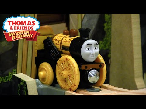 Treasure at the Mine Figure 8 Set Review | Thomas Wooden Railway Discussion #78