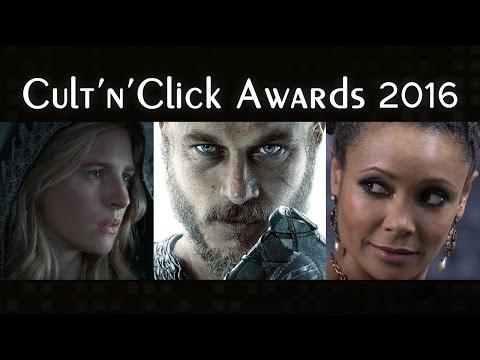 CULT † N † CLICK AWARDS SERIES : les meilleurs acteurs, actrices et seconds rôles de 2016