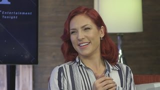 Sharna Burgess on Why She Doesn't Talk to the Judges on 'Dancing With the Stars'