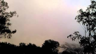 Nandhi Hills Morning Sunshine