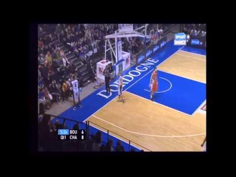 Vidéo qt1 Boulazac vs Elan Chalon XI 2012