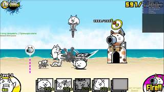 BlueStacks эмулятор для Android игр на ПК. Играем игру  The Battle Cats