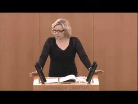 Katja Mitteldorf referiert zum TOP 13: (Plenarsitzung 114, 22.03.2018)