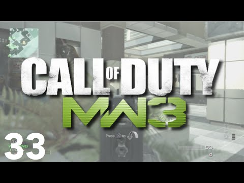 Call of Duty: MW3 - Multiplayer! | Episode 33 - SLOW CRAWL