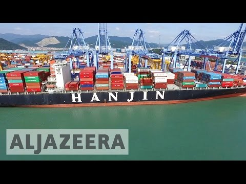 South Korea: Hanjin Shipping troubles could impact Busan eco