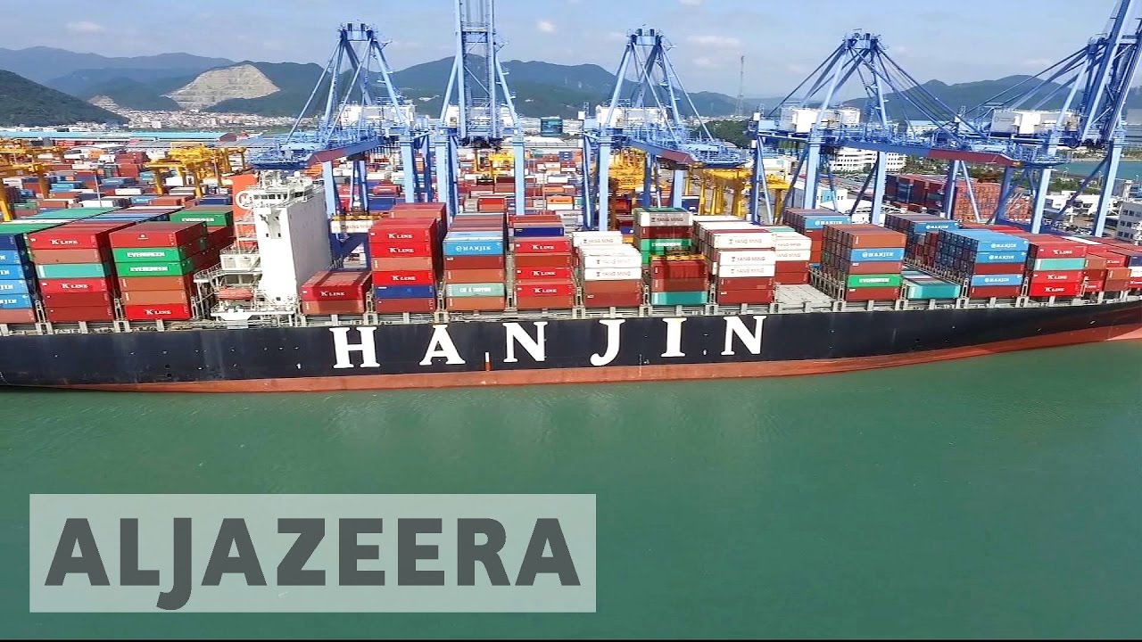 South Korea: Hanjin Shipping troubles could impact Busan economy
