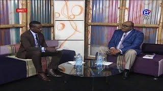 DIMANCHE AVEC VOUS Invité  MESSANGA NYAMNDING   EQUINOXE TV 19 11 2017