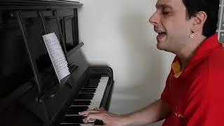 Debbie Gibson - Foolish Beat (piano)