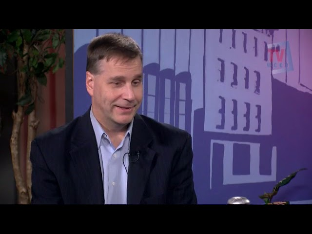 Troy Siebels on WCCA TV