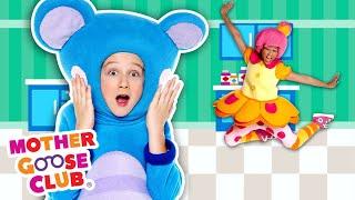Five Little Monkeys + More | Mother Goose Club Nursery Rhymes