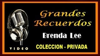 BRENDA LEE - GRANDES RECUERDOS - COLECCION PRIVADA - ( HD - VIDEO )