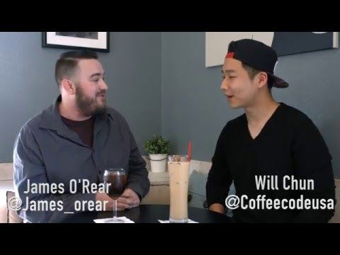 COFFEE CODE - Buena Park, CA - Episode 5 - Let's Get Coffee with James O'Rear