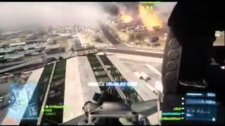 Battlefield 3   M224 Mortar   HD Gameplay
