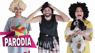 PARÓDIA | NA PONTA DO PÉ - NADSON O FERINHA
