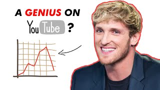 Why LOGAN PAUL is a Genius (His New YouTube Strategy)