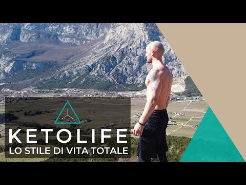 KETOLIFE: dieta chetogenica e stile di vita totale
