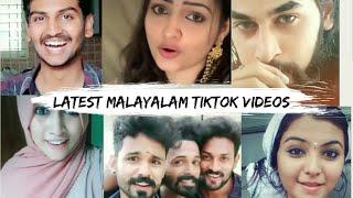 Latest Malayalam Tiktok videos  Famous Malayalam Tiktok songs and dialogue videos