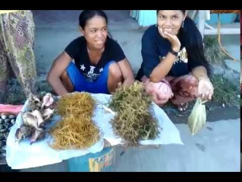 Zamboanga City Fish Market