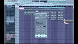 FL Studio Remake: Pitbull Ft The Wanted & Afrojack - Have Some Fun (Drop)