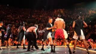 Madonna Holiday  (finale) rebelheart tour NZ  2016