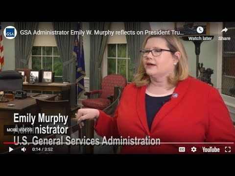GSA Administrator Emily W. Murphy reflects on President Truman's legacy With the General Services Administration turning 70, the agency's Administrator , Emily W. Murphy went to Independence, Missouri- hometown of former U.S. ..., From YouTubeVideos