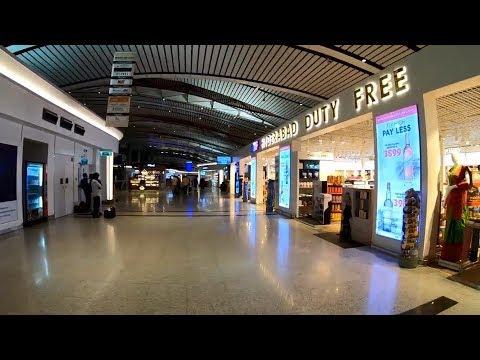 New Hyderabad Airport International Terminal Procedure In Urdu/Hindi {English Subtitles}