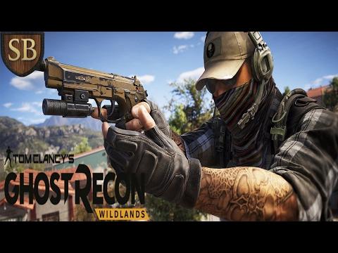GHOST RECOND WILDLANDS - OPEN WORLD MISSIONS | Ghost Recon Wildlands Gameplay (Closed Beta)
