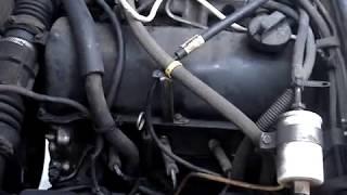 Ваз 2107 стук клапана