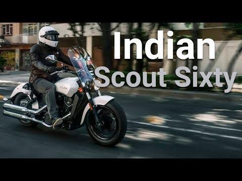 Indian Scout Sixty - Para disfrutar la carretera | Autocosmos