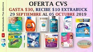 CVS Oferta P&G 9/29/19 al 10/05/19✍Ideas de Compra