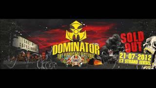 Vince & Darkraver @ Dominator 2012