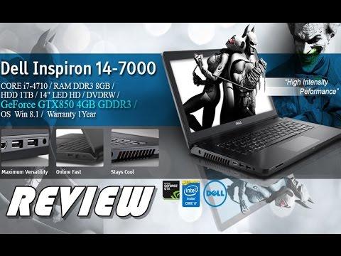Dell Inspiron 14 7447 Review: Notebook Gaming 14quot; alternatif Lenovo