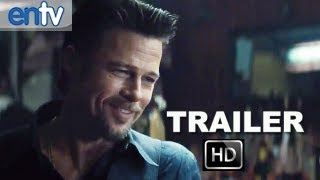 Killing Them Softly Official Trailer [HD]: Brad Pitt, James Gandolfini & Sam Rockwell