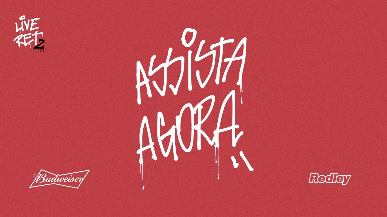 LIVE RET 2 #LiveRetAoVivo #FilipeRet #FicaEmCasa