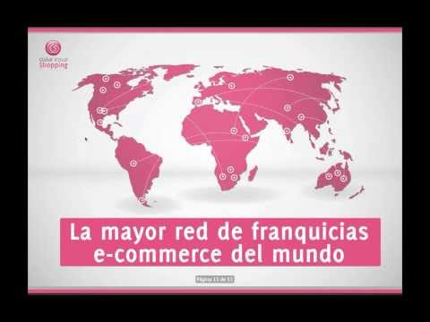 Presentación mundial de Global Virtual Shopping por Miguel Alemany