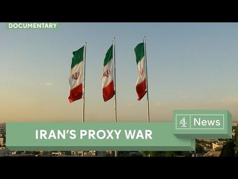 Iran's proxy war