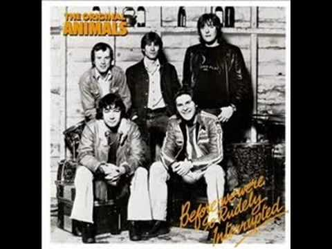 Eric Burdon and the Animals - Riverside County