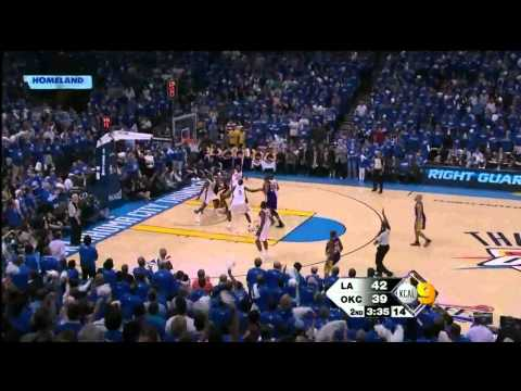Kobe Bryant Series Highlights vs Oklahoma City Thunder 2010 NBA Playoffs