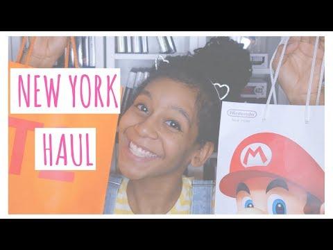 Nerdy New York Haul | VEDA Day 13