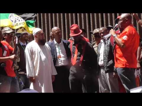 COSATU National Strike - International ...