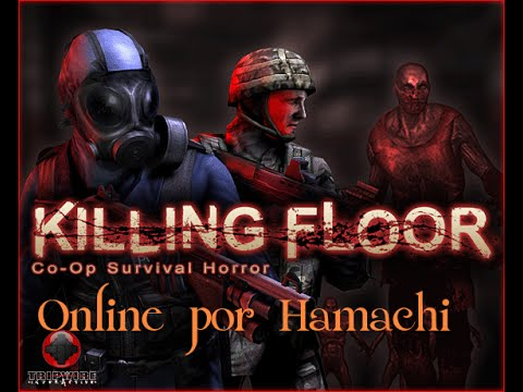 how to make a killing floor 2 server with hamachi