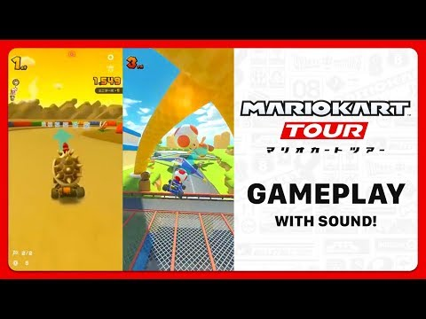 'Mario Kart Tour' is a surprisingly faithful take on Nintendo's popular racing game