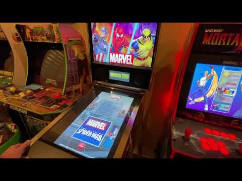 Is nudge working properly on your marvel arcade1up pinball? Quick demo of how it works on ours from Kelsalls Arcade
