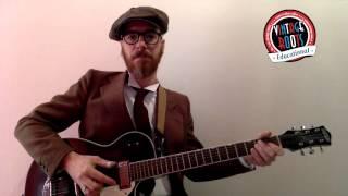 Chitarra Rhythm'n'Blues Lezione 01 - Vintage Roots Educational